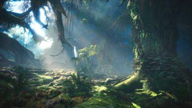 【MHWアイスボーン】古代樹の森(森林地帯)のレベル別モンスター一覧