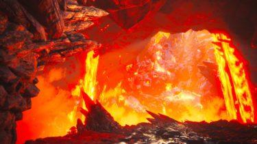 【MHWアイスボーン】龍結晶の地(溶岩地帯) のレベル別モンスター一覧