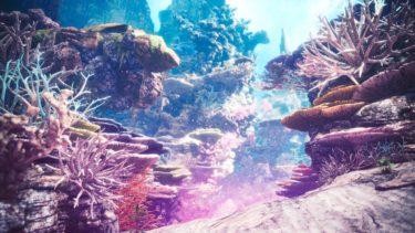 【MHWアイスボーン】陸珊瑚の台地(陸珊瑚地帯)のレベル別モンスター一覧